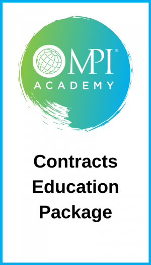 Contracts Education Package