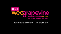 WEC Grapevine 2020 | Digital Experience: Inclusively Sourcing