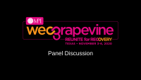 WEC Grapevine 2020 | The Road to Recovery: Executive Panel Discussion