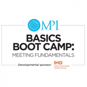 Basics Boot Camp Meeting Fundamentals - Part 1 & Part 2
