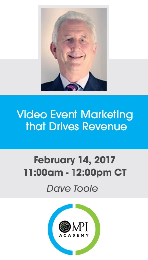 Video Event Marketing that Drives Revenue - Member