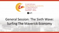 General Session: The Sixth Wave: Surfing The Maverick Economy