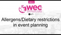 Allergens/Dietary Restrictions in Event Planning