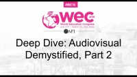 Deep Dive: Audiovisual Demystified, Part 2