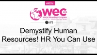 Demystify Human Resources! HR You Can Use