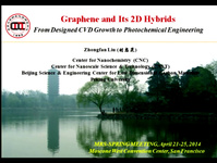 Graphene and Its 2D Hybrids: From Designed CVD Growth to Photochemical Engineering