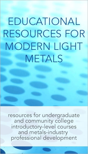 Modern Light Metals