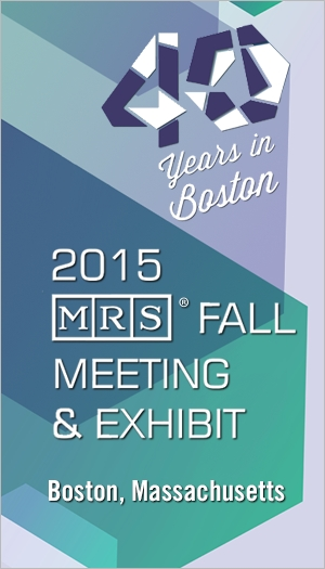 2015 MRS Fall Meeting