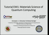 Materials Science of Quantum Computing, Part 1