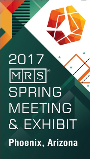 2017 MRS Spring Meeting