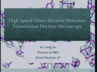 Introduction to Advanced Imaging and Tomography Techniques for Transmission Electron Microscopy: High-Speed Direct Electron Detectors for In Situ TEM - Part 1