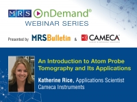 An Introduction to Atom Probe Tomography and Its Applications
