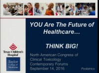 """NACCT Keynote Presentation: """"Think Big: My Approach to Overcoming Obstacles"""""""