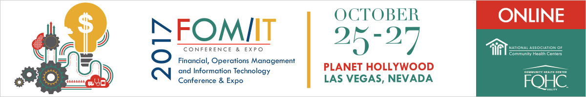2017 Financial, Operations Management / IT Conference - Online