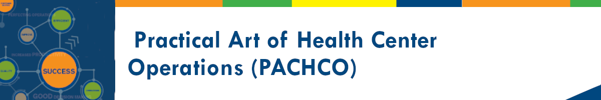 2019 Practical Art of Health Center Operations