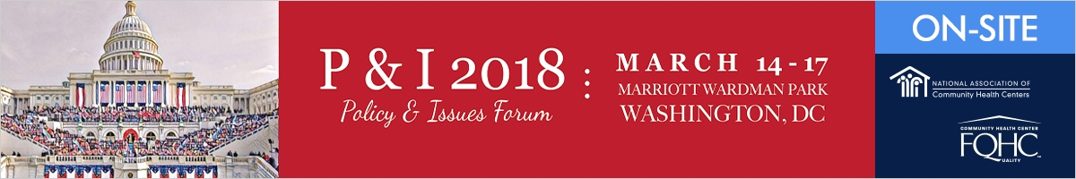 Policy & Issues Forum 2018 - Onsite