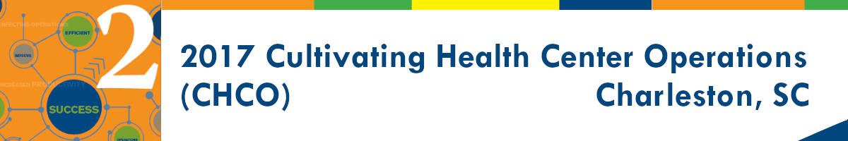 2018 Cultivating Health Center Operations (CHCO) Charleston