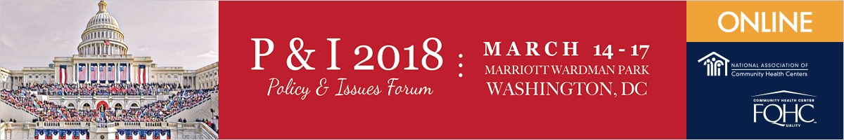 Policy & Issues Forum 2018 - Online