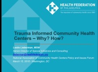 Promising Practices for Helping Families Dealing with Trauma