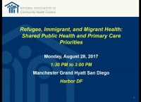 Refugee, Immigrant, and Migrant Health: Shared Public Health and Primary Care Priorities