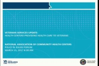 Health Centers Serving Veterans: What Do You Need to Know? icon