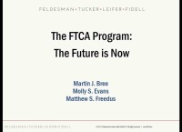 The FTCA Program: The Future Is Now