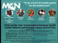 Clear on Cost: Conversations Between Health Center Patients and Providers About Cost of Care - NCA FEATURED