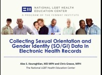 Collecting SO/GI Data: Lessons Learned and Next Steps for Using the Data to Support LGBT Patients