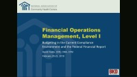 Federal Grants Management (cont.) including Preparation of the Federal Financial Report (FFR)