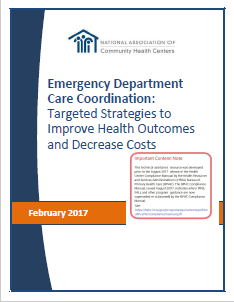 Emergency Department Care Coordination: Targeted Strategies to Improve Health Outcomes and Decrease Costs