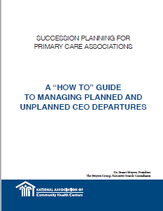 PCA Succession Planning Toolkit