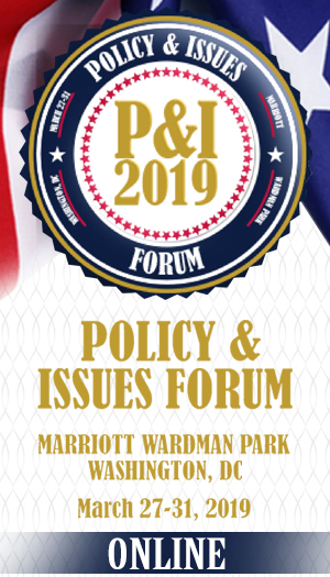 2019 Policy & Issues Forum