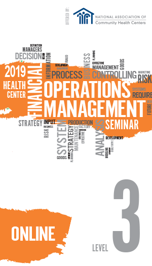 Financial Operations Management Seminar (FOM3) - 2019 Training