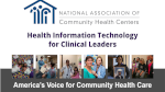 Health IT for Clinical Leaders (eLearning)