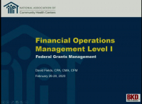 Federal Grants Management (continued) icon