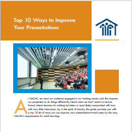 Top 10 Ways to Increase Active Learning in Your Presentations