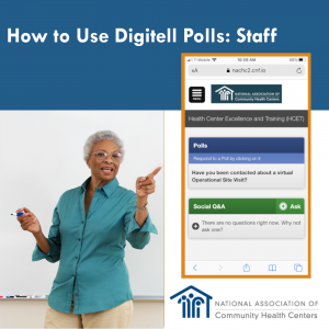 How to Use Polling in Digitell: Staff