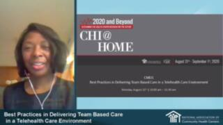 Best Practices in Delivering Team Based Care in a Telehealth Care Environment