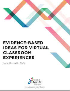 Evidence-Based Ideas for Virtual Classrooms