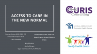 "Access to Care in the ""New Normal"""