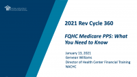 FQHC Medicare PPS: What You Need to Know icon