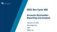 Accounts Receivables Reporting and Analysis icon