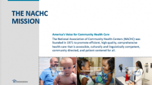 Past, Present, and Future: HCCNs and Health Centers Using Data to Drive Clinical Care: Looking Back: The Birth of the HCCNs – the Vision for Data