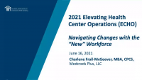 """Navigating Changes with the """"New"""" Workforce"""