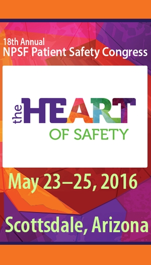 18th Annual Patient Safety Congress