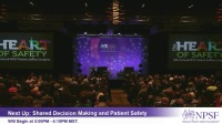 Shared Decision Making and Patient Safety: Making the Connections in Clinical Practice