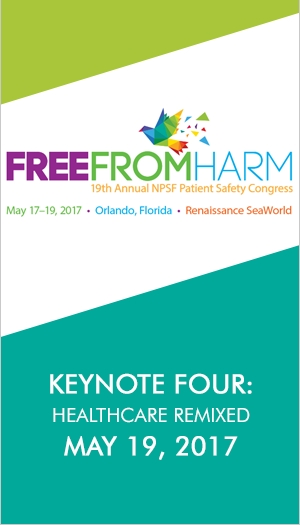 Keynote Four: Healthcare Remixed