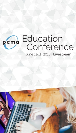 2018 PCMA Education Conference