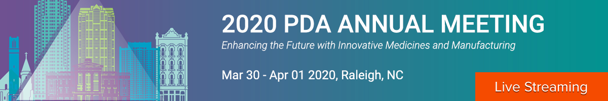 2020 PDA Annual Meeting
