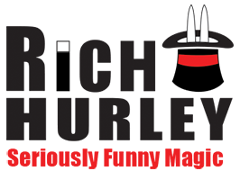 Richard Hurley Magic Logo